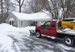 Snow Removal Service in Westchester NY